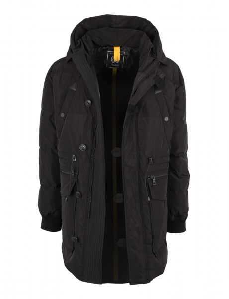 ALEX • Parka • Black