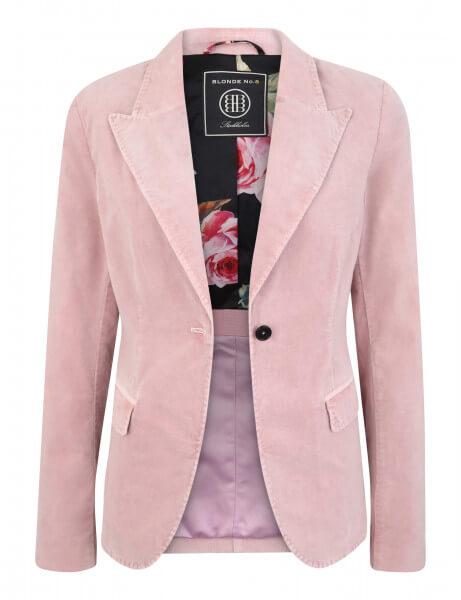 ASSIA BC • Blazer • Rosé Pink