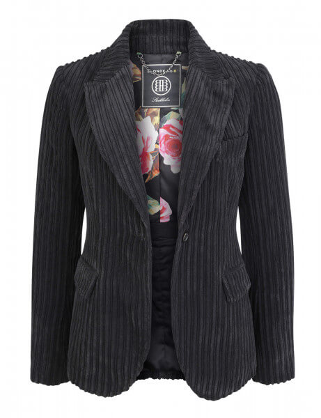 ASSIA SC • Blazer • Black