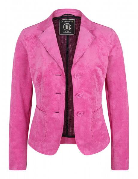 CASSIS L • Blazer • Cameo Pink