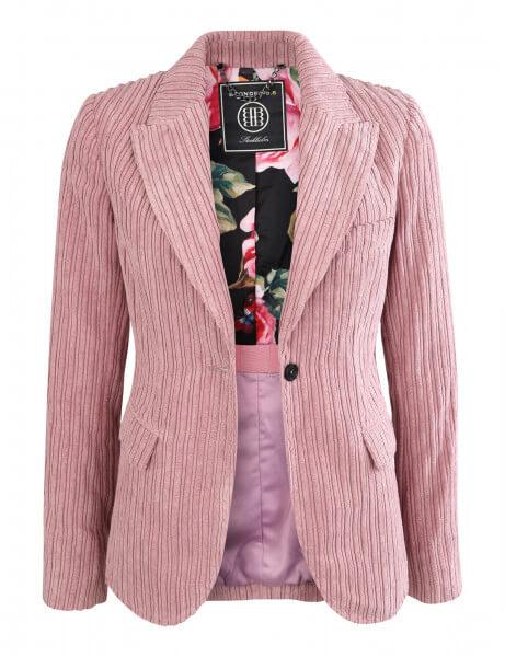 ASSIA SC • Blazer • Rosé Pink