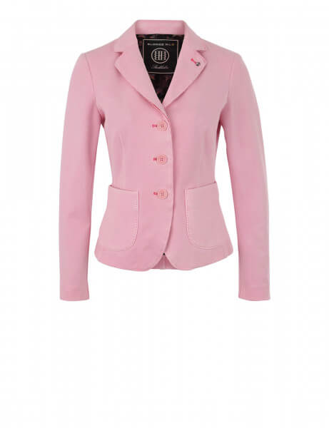 Blonde No.8 Damen Blazer Cannes Piquet Pink Rose