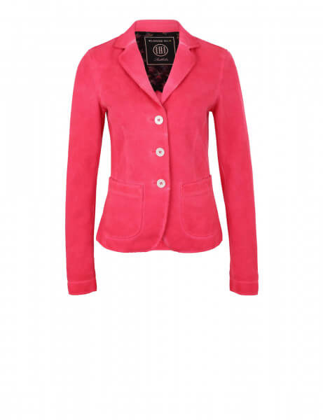 Blonde No. 8 Damen Blazer Cannes Twill Neon Pink