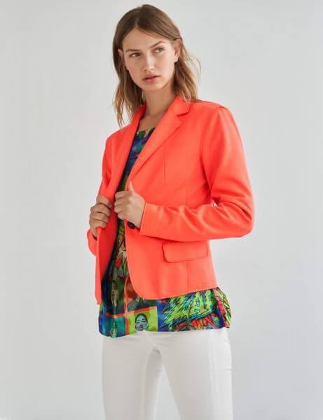 NIZZA N • Blazer • Flash Orange