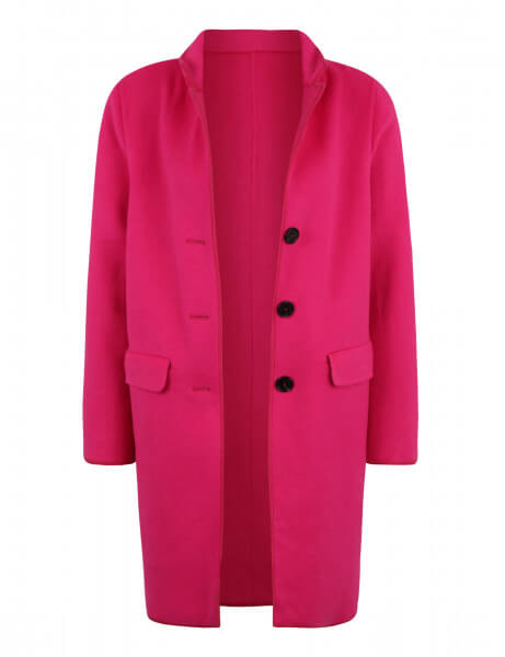 LEON W • Mantel • Pink