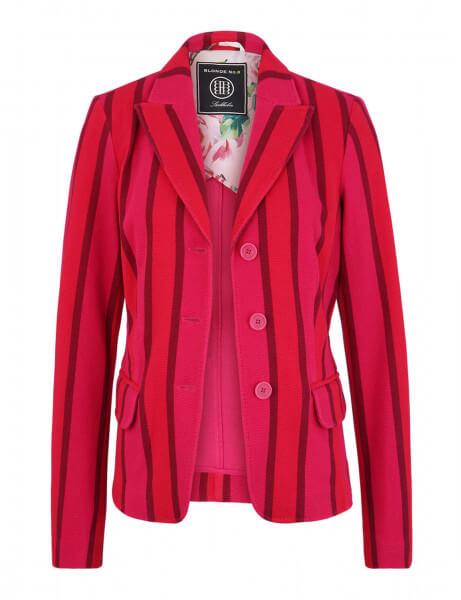 PIANA PRINT • Blazer • Cameo / Pink Rosé