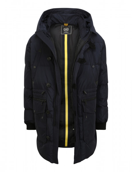 ALEX • Oversize Winterparka • Navy